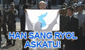 Han Sang Ryol Askatu!