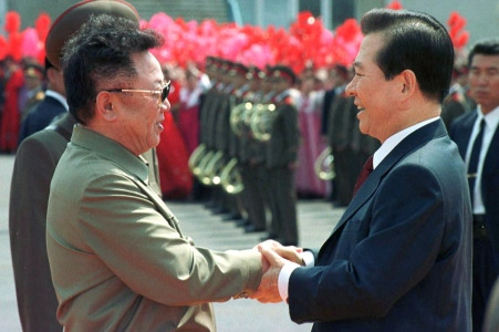 KimJongil-KimDaejung