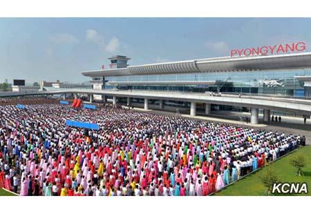 Testimonio de una norcoreana Kcna01072015-05