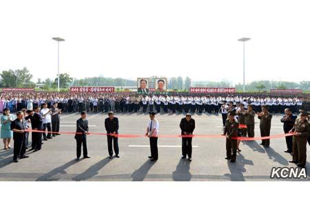 Testimonio de una norcoreana Kcna01072015-06