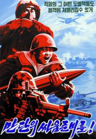 corea del norte amenaza con respuesta militar en 24 horas a surcorea Posterprovoc